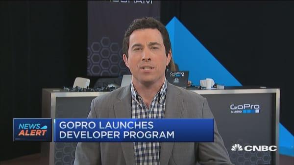 GoPro's new developer program