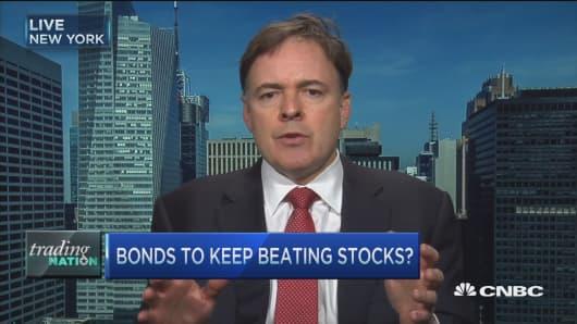 Bonds vs. stocks