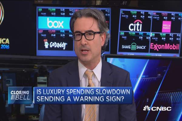 Global general malaise in luxury: Pro
