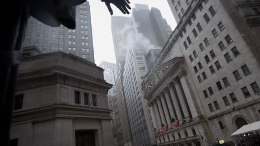NYSE exterior