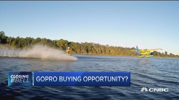 GoPro buying opportunity?