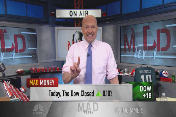 Cramer: The secret to trading Facebook