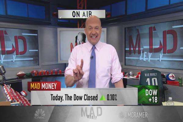 Cramer: The secret to trading Facebook