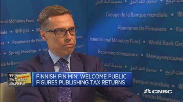 Finland is very transparent on tax: FinMin