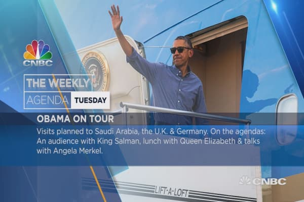 Weekly Agenda: NATO, the Queen, Game of thrones