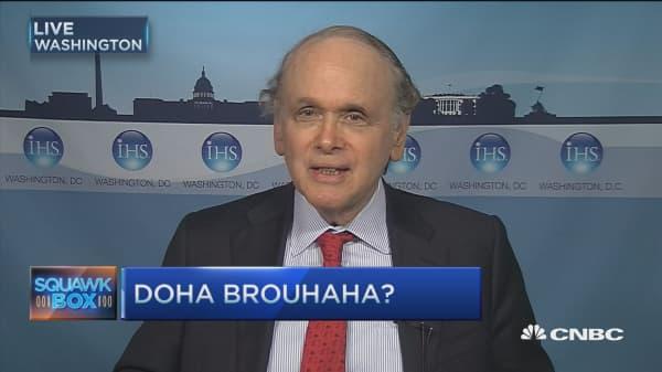Oil producers won't cut production: Yergin