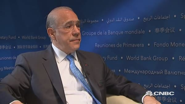 We ultimately want transparency: OECD's Gurría