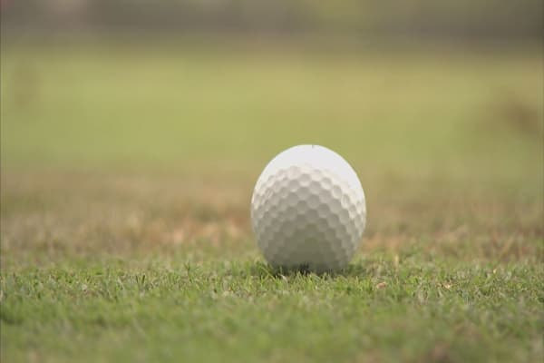 Golf now declared legal by Chinese Communist Party