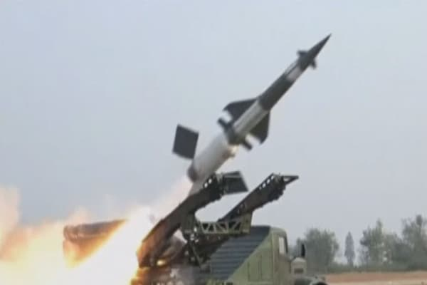 China notices North Korea's failed missile launch