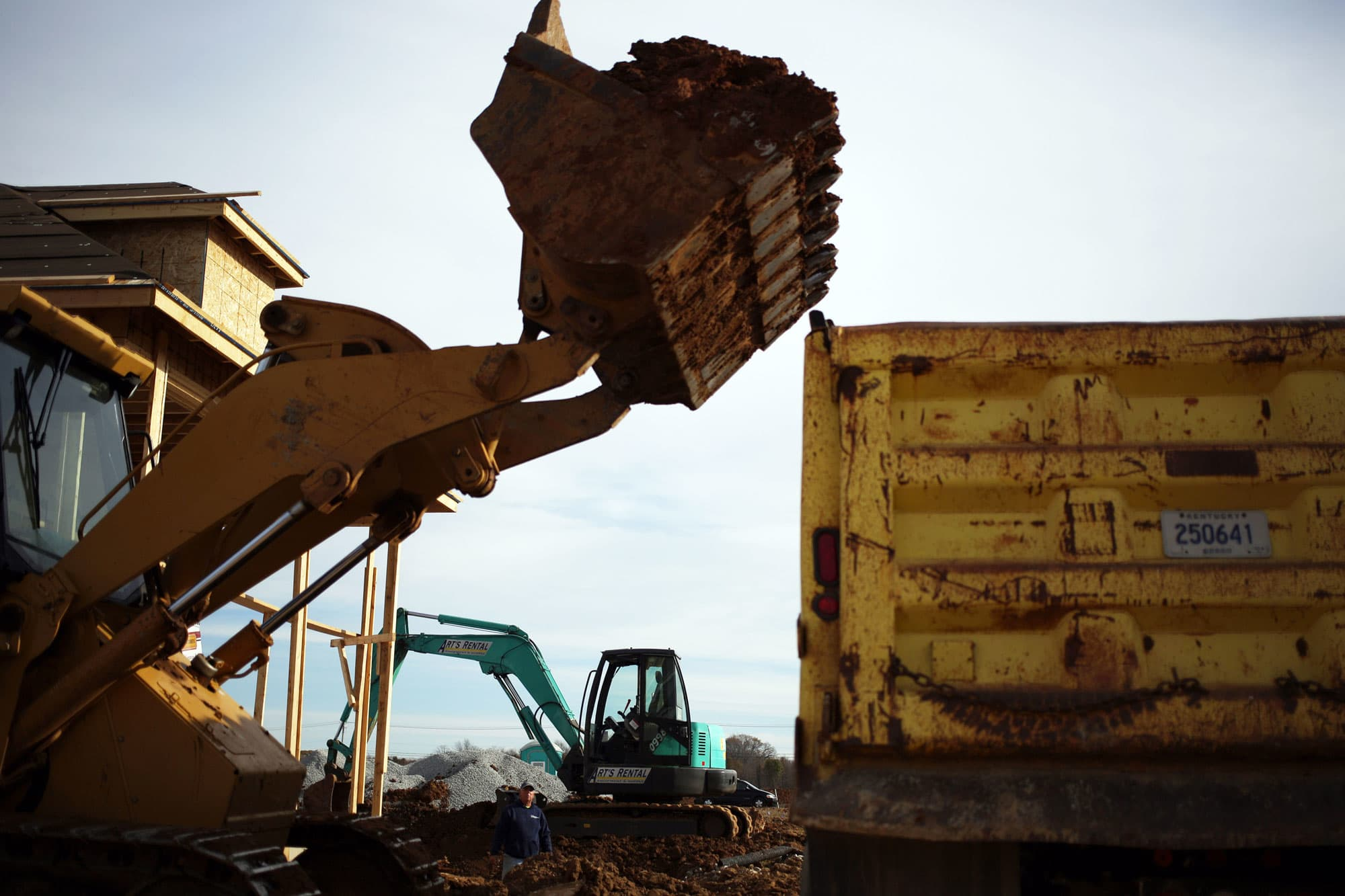global construction comeback to lift caterpillar stock to record bmo