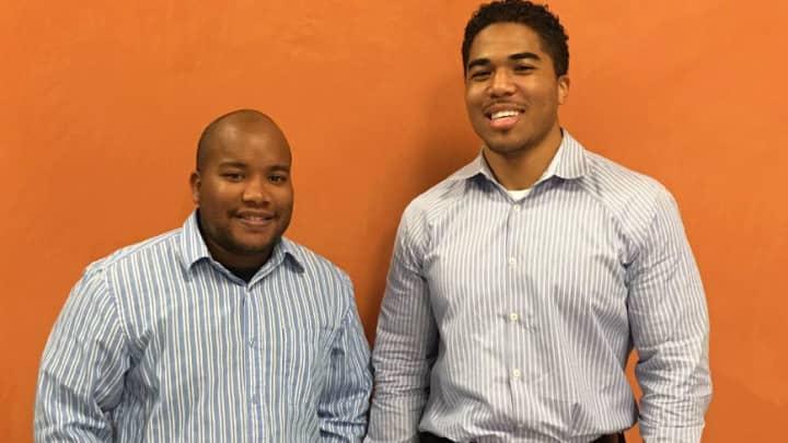 Versafit co-founders Julian Clarke & Alton Chislom