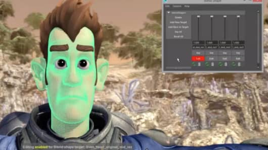 Autodesk film animation technology is partnering with Google cloud to make it run faster.