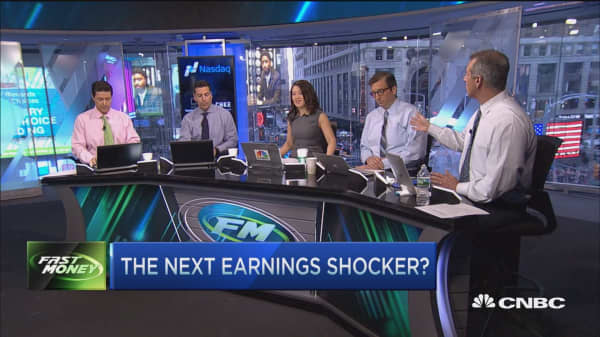 Top Trades: The next earnings shocker?