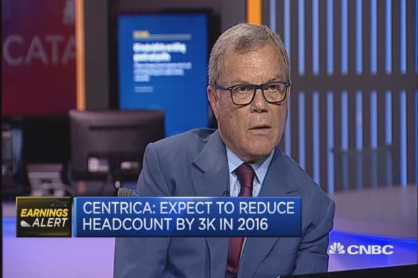 The new normal is slow growth: WPP CEO