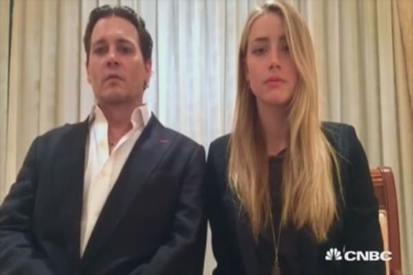 WATCH: Johnny Depp Australia apology