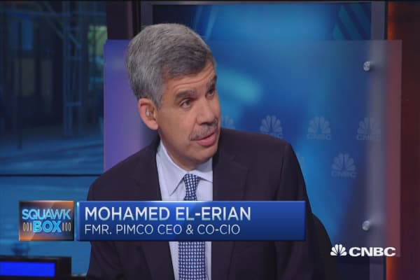 El-Erian: 3 critical risks of negative rates
