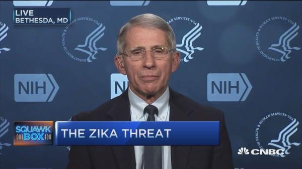 Health officials warn of Zika threat