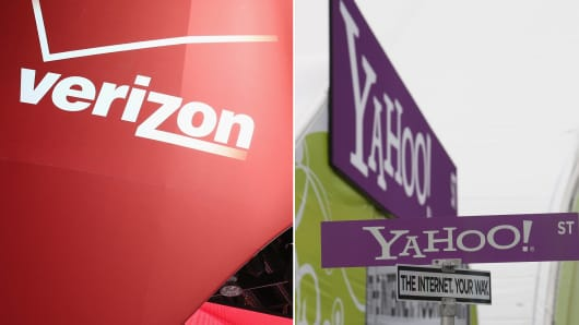 Verizon Yahoo