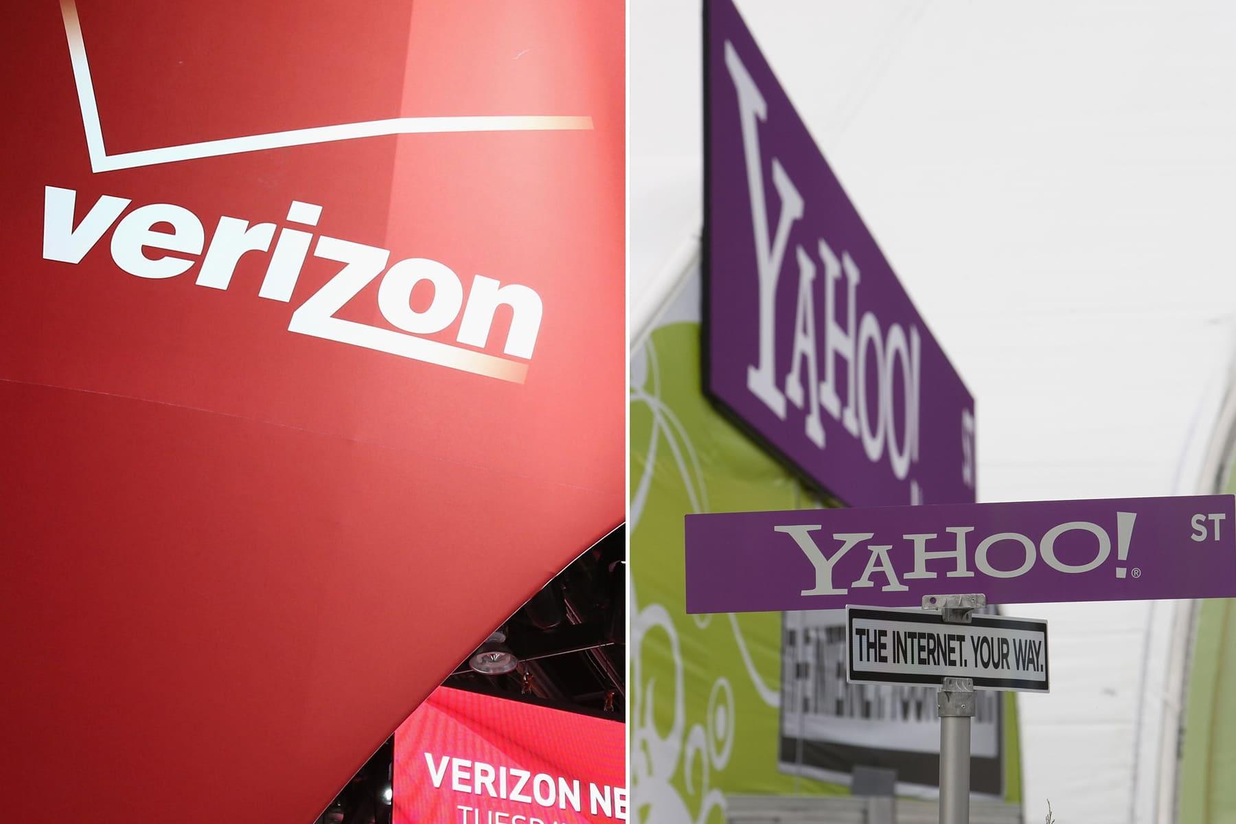 Verizon To Acquire Yahoo In 48 Billion Deal