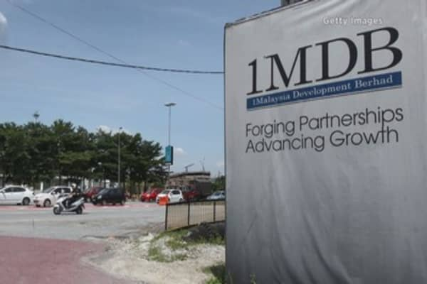 Malaysia says it will honor commitments to IPIC
