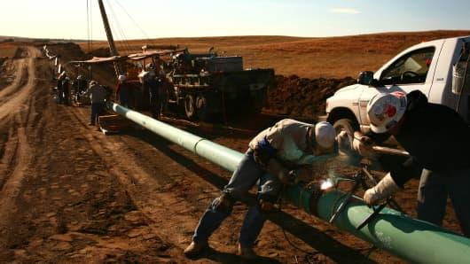 Gas /oil pipeline