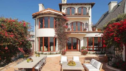 Malibu rental for $200,000.