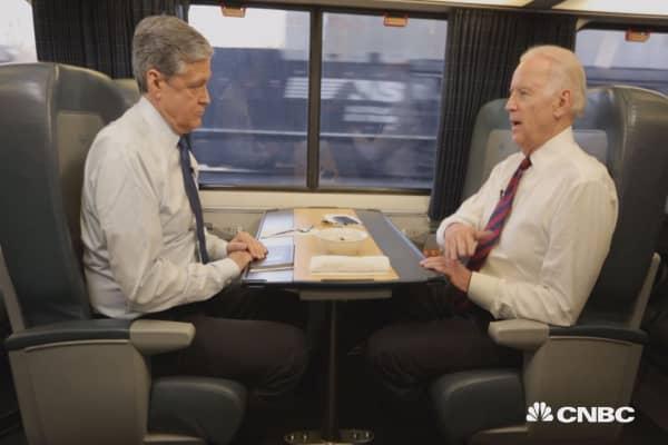 Biden on Supreme Court nomination process: