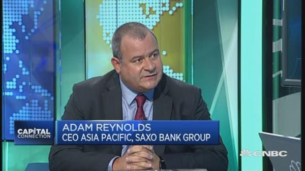 Saxo Bank CEO