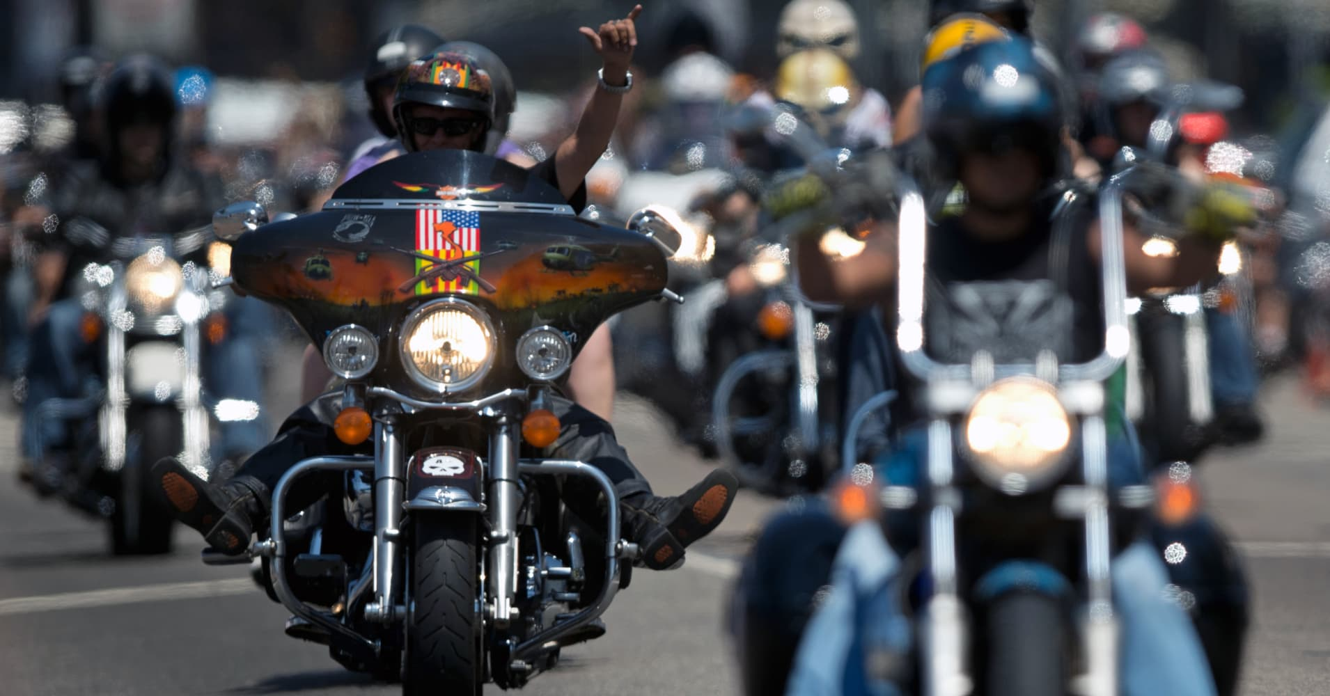 Harley-Davidson may be out of options other than moving some production overseas: Analyst