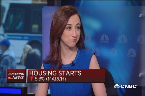 Is the housing recovery on track?