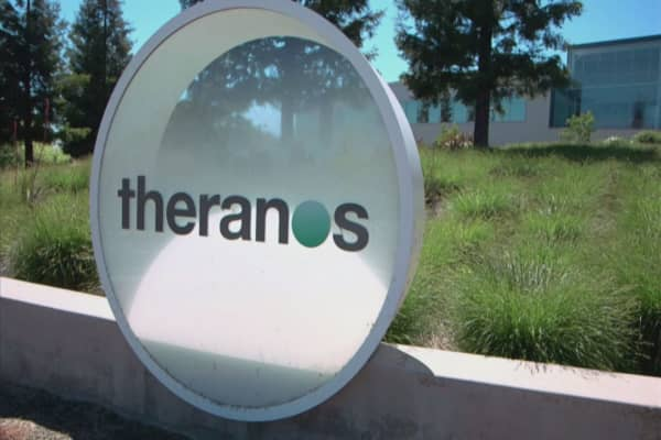 Theranos under criminal investigation