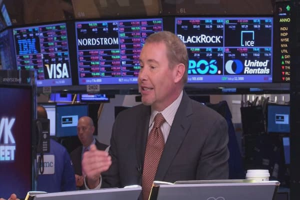 Gundlach says Brexit won't happen