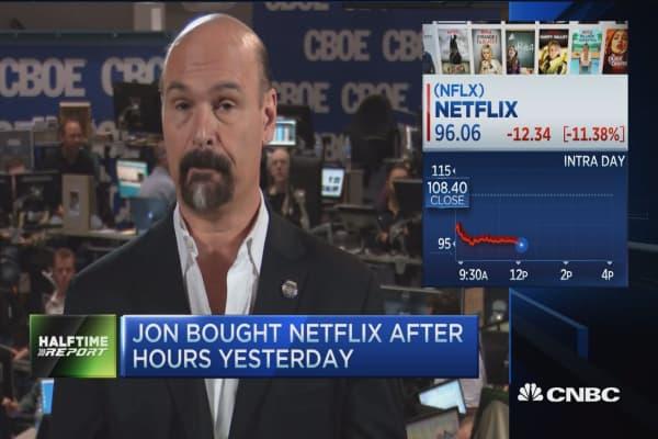Bull case for Netflix