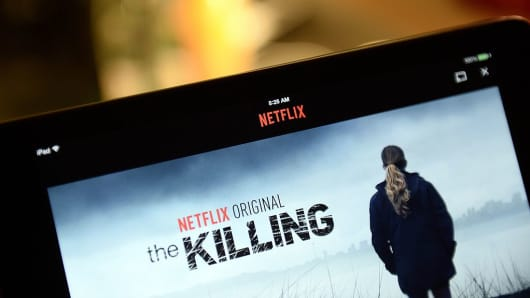 Netflix original, The Killing