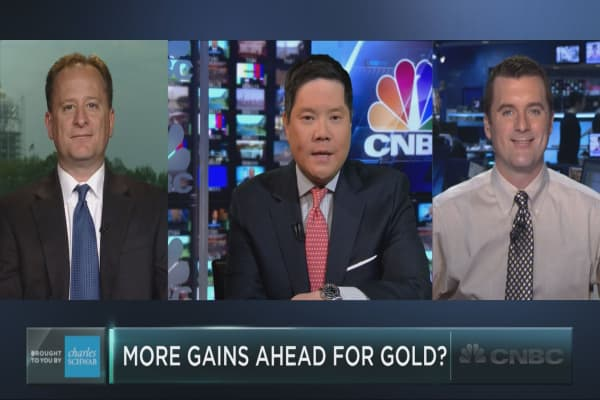 Keep going for the gold?