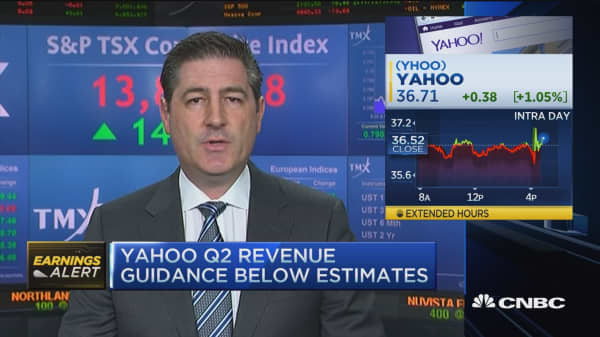 Yahoo's quarter in perspective