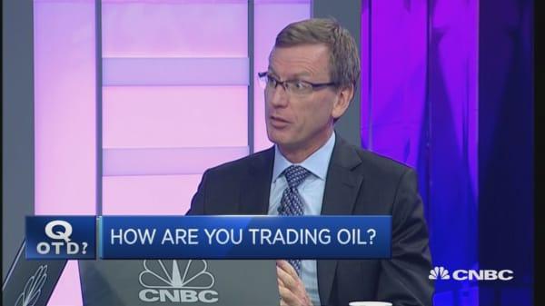 Trading Oil