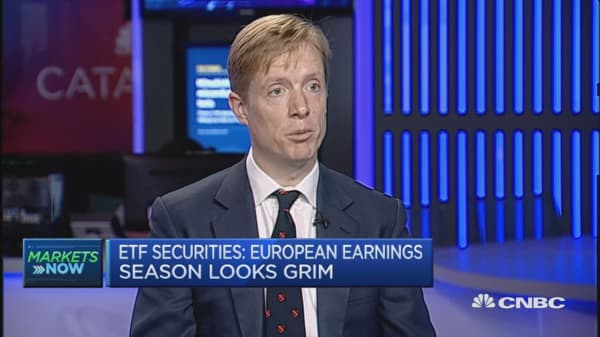 Europe earnings have been 'grim' so far: Pro