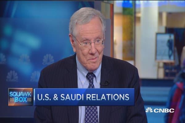 Saudi Arabia in turmoil