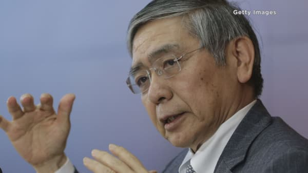 BOJ may top up ETF purchases