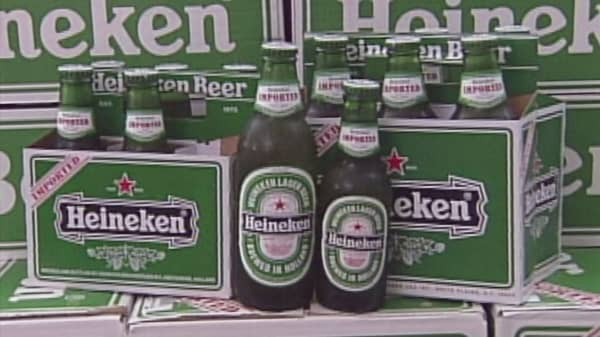 Heineken reports strong start to year