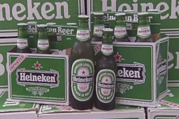 Heineken reports strong start to year
