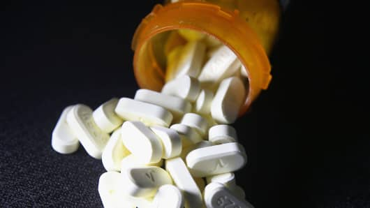 Opioid addiction on the rise under employee prescription plans.