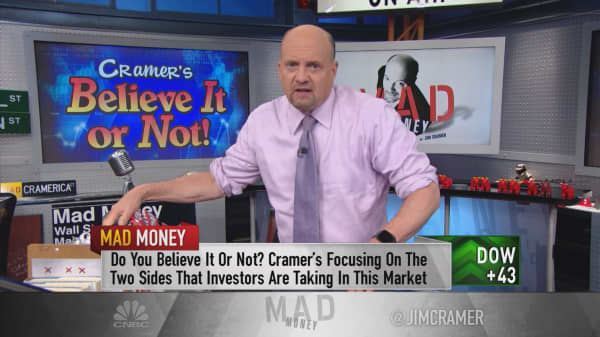 Cramer: Oil deals are about to happen