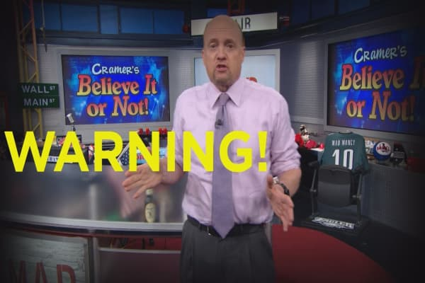 Cramer Remix: This stock group is dangerous!