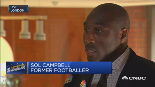 Brexit wouldn't hurt British football: Campbell