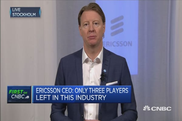 More headwinds ahead for Ericsson?