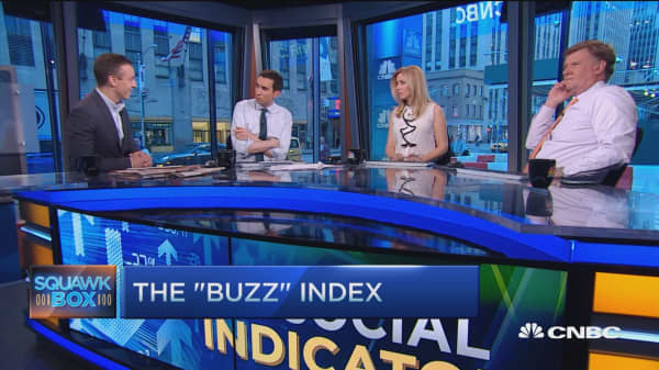 Get the 'BUZZ' on social media