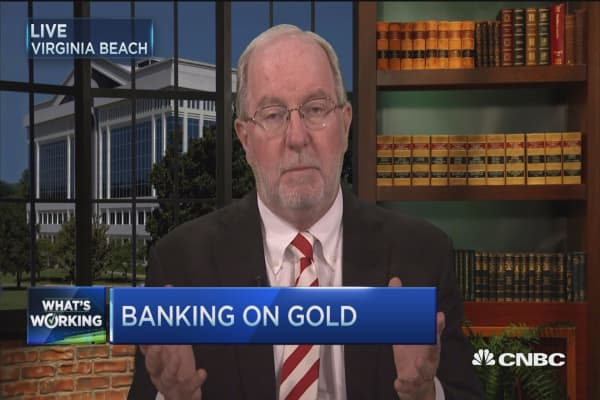 Gartman's bull market play on gold