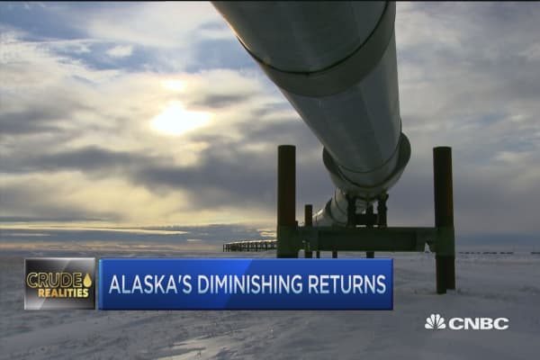 Alaska's pipeline dilemma